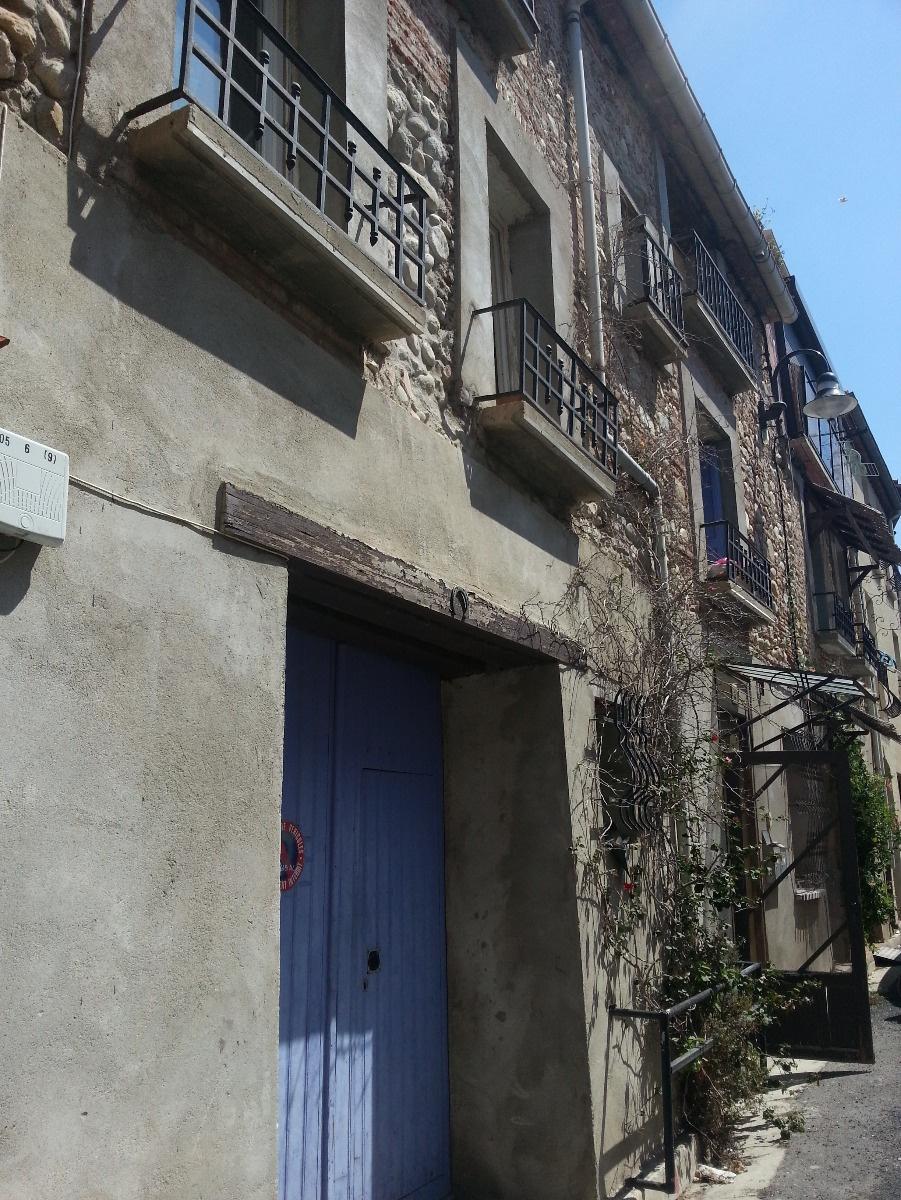 Immobilier villeneuve la riviere achat maison et for Maison 140m2
