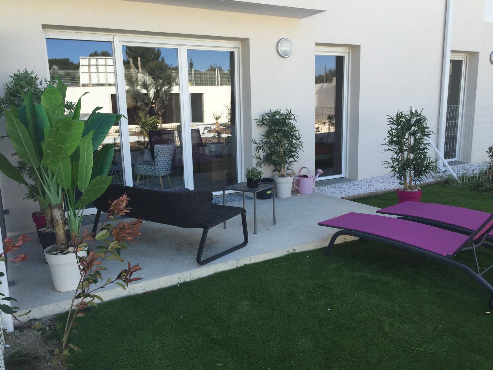 Vente appartement perpignan avec l 39 agence palmarole immobilier - Jardin en pente photos perpignan ...